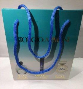 Набор-сумочка - Giorgio Armani