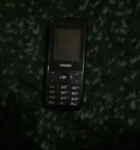 Телефон philips