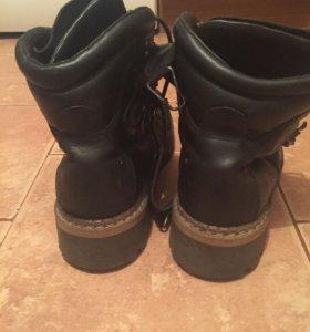 Зимние ботинки 43
