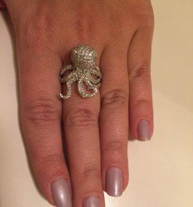 Кольцо осминог