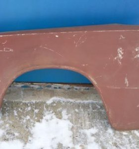 Крыло переднее левое ВАЗ2001