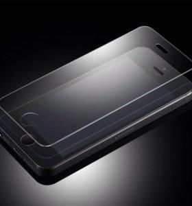 Стекла на iPhone 4/4S,5/5S,5C, SE,6/6S