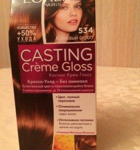 Краска для волос L'OREAL CASTING Creme Gloss534