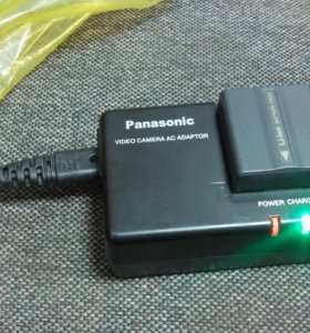 Зарядное устройство VSK0631+ аккумулятор + камера