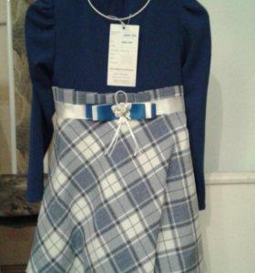 Новое платье 98-110
