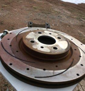 Тормозные диски Алнас на ВАЗ 15 дюймов