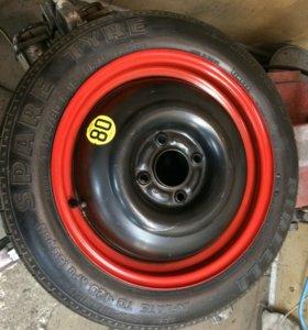 Докатка запаска запасное колесо для Форд R15
