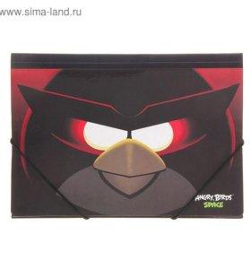 Набор А4 Angry Birds-2