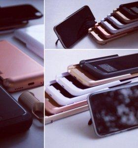 Чехол АКБ iPhone 6