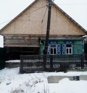 Дом 80кв.м. 10 соток земли