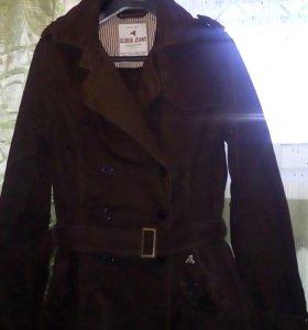 Пиджак -куртка джинсовый