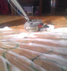 Химчистка диванов, ковров