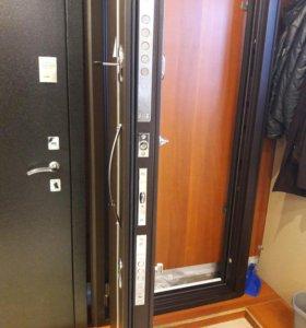 Дверь входная Норд с Терморазрывом