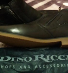 Ботинки мужские новые зимние