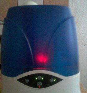 Ультразвуковой увлажнитель с функцией ионизации
