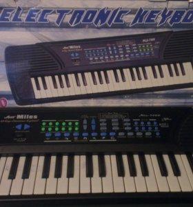 electronic keyboard синтезатор mls 7000