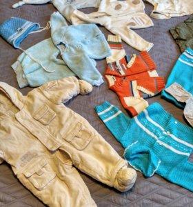 Пакетом/ мальчику/ верхняя одежда/ трикотаж/ кофта