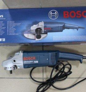 Болгарка Bosch gws 20-230h новый