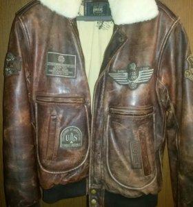 Куртка кожаная,оригинальная