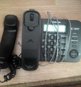 Дом.телефон панасоник