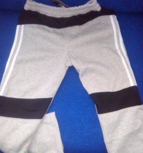 Утепленные спортивные штаны