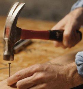 Ремонт любой мебели, сборка кухонь, ремонт.