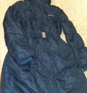Пальто демисезонное(рост164).