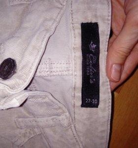 Вельветовые джинсы Colins