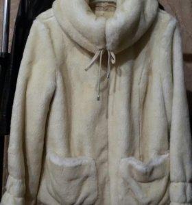 Куртка меховач женская