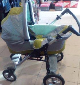 Детская коляска 2.5TDI )))