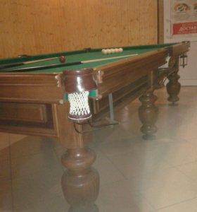 Бильярдные столы новые
