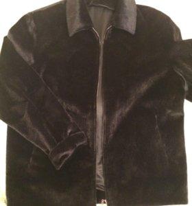 Мужская куртка меховая