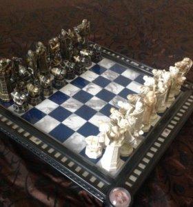 Шахматы из коллекции Гари Потер