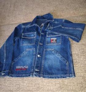 Куртки на мальчика 8-10 лет