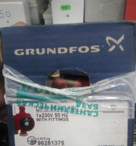 Насос для повышения давления grundfos