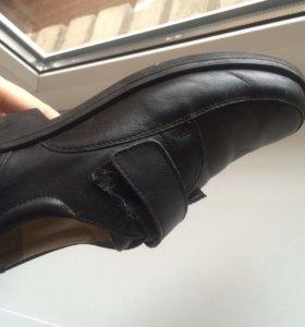 школьные туфли на мальчика
