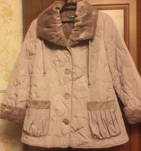 Куртка женская, тёплая зима.