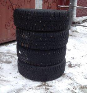 Зимняя авторезина 185х65 R15