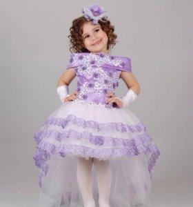 Детские платья нарядные