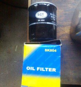 Масляный фильтр SCT SK 804