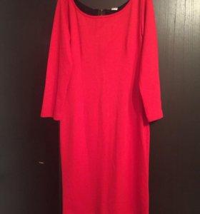 Платье короткая