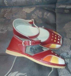 Дет.обувь для девочки