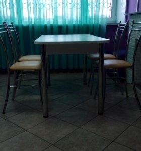 Комплект столов и стульев