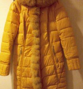 Куртка зимняя р.46