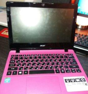 Нетбук неисправный Acer aspire e3-111-c8vg