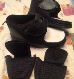 Послеоперационная ортопедическая обувь 2 шт.