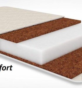 Новый матрас для кроватки детской