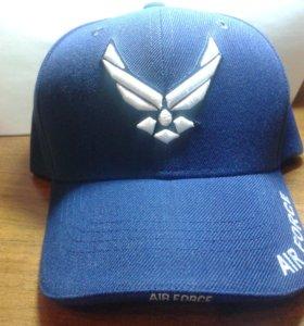 Бейсболка мужская новая с символикой Армии США