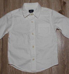 Рубашка ТМ Carters, р. 3Т (большемерит)