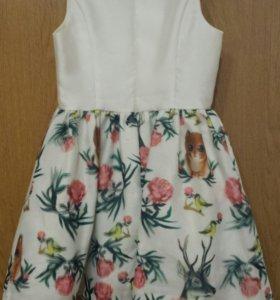 Платье на рост 122-140